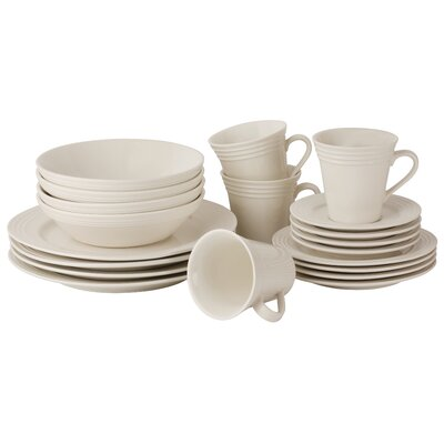 Springdale 20 Piece Dinnerware Set