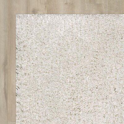 Parrish Hand-Tufted White Area Rug