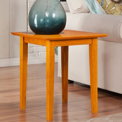 Oliver End Table Finish: Caramel Latte