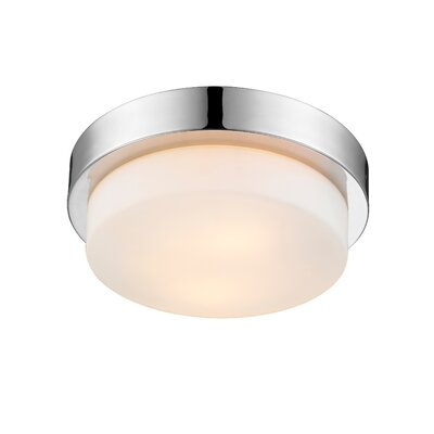 Candace 2-Light Outdoor Flush Mount