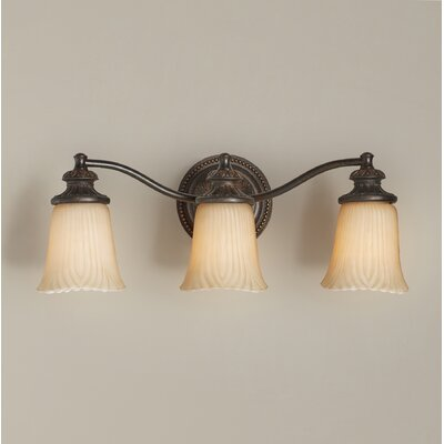 Ligonier 3-Light Vanity Light