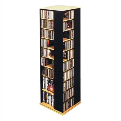 Marshall Multimedia Revolving Tower Color: Black / Oak