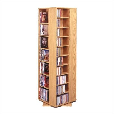 Marshall Multimedia Revolving Tower Finish: Oak