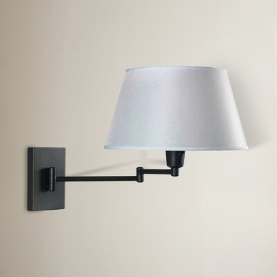 Charlton Home Gilchrist Swing Arm Lamp