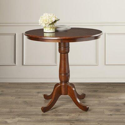 Doylan Dining Table Size: 30, Finish: Espresso