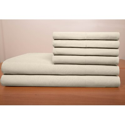 Porter Sheet Set Color: Taupe, Size: Queen