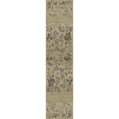 Griffith Sand Area Rug Rug Size: Runner 22 x 711