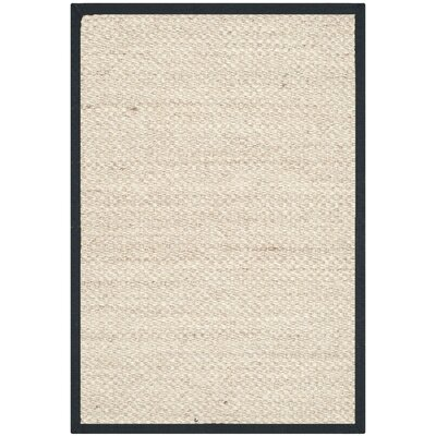 Monadnock Marble / Black Area Rug Rug Size: Rectangle 3 x 5