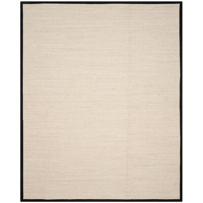 Monadnock Marble / Black Area Rug Rug Size: Rectangle 8 x 10