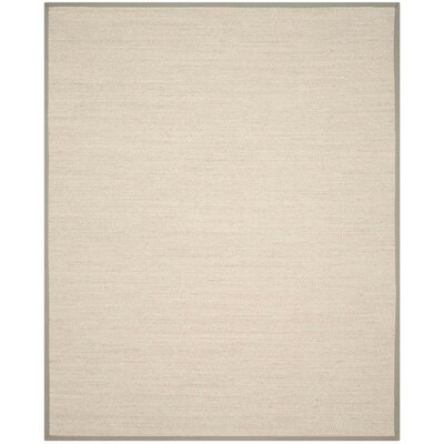 Monadnock Marble/Khaki Area Rug Rug Size: Rectangle 26 x 4
