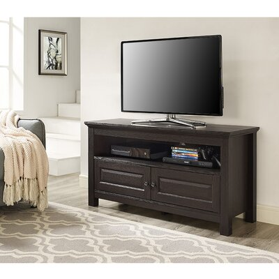 Abingdon 44 TV Stand Color: Espresso