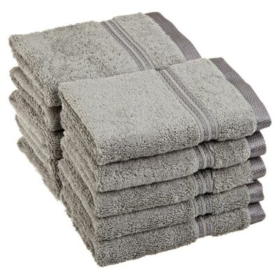Patric Wash Cloth Color: Silver