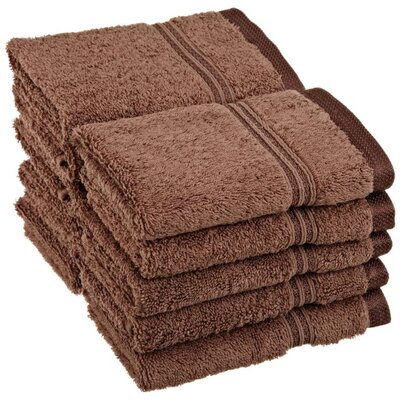 Patric Wash Cloth Color: Mocha