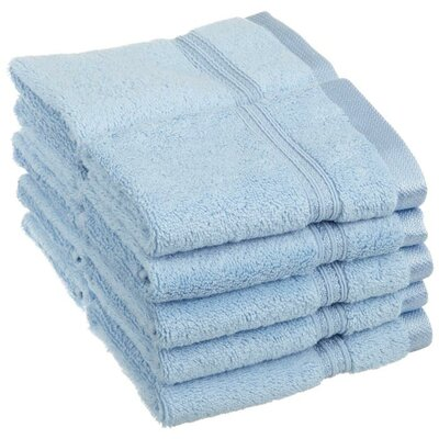 Patric Wash Cloth Color: Light Blue