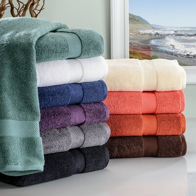 Clayton Zero 2 Piece Bath Sheet Towel Set