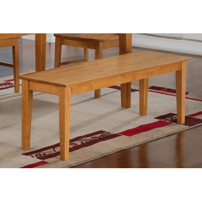 Smyrna Wood Dining Bench