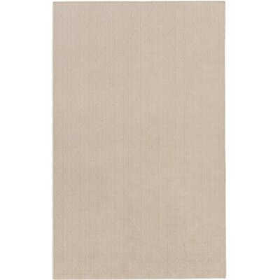 Huxley Beige Indoor/Outdoor Area Rug Rug Size: Round 10