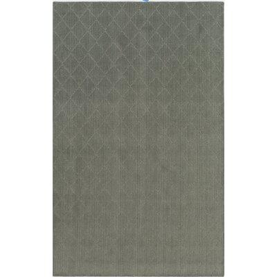 Huxley Gray Indoor/Outdoor Area Rug Rug Size: 5 x 8