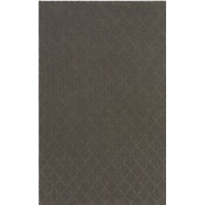 Huxley Gray Indoor/Outdoor Area Rug Rug Size: Rectangle 6 x 9