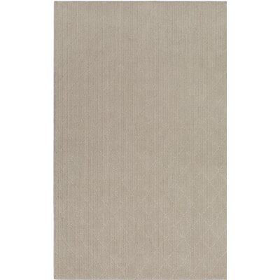 Huxley Gray Indoor/Outdoor Area Rug Rug Size: Rectangle 5 x 8