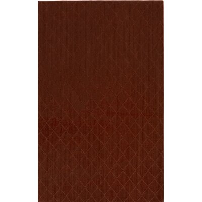 Huxley Red Indoor/Outdoor Area Rug Rug Size: 5 x 8