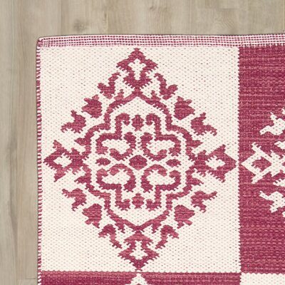 Westfield Red/Cream Area Rug