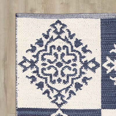 Westfield Navy/Cream Area Rug