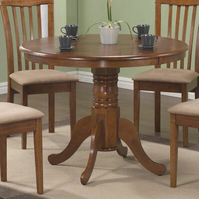 Peru Dining Table Finish: Oak