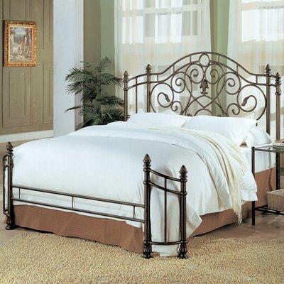 Glenwood Storage Panel Bed Size: Queen