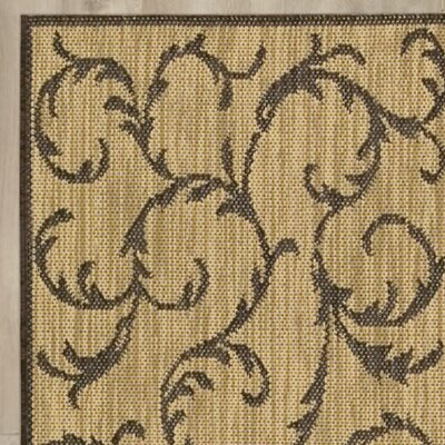 Connolly Beige Indoor/Outdoor Area Rug