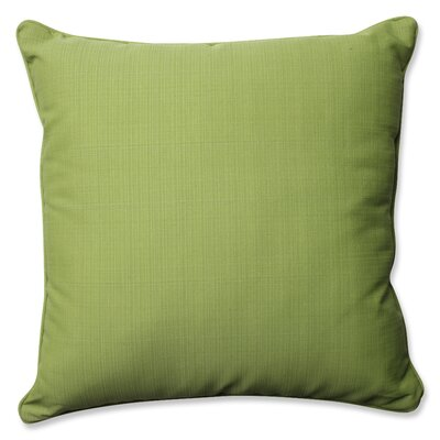 Tadley Corded Outdoor Throw Pillow Color: Kiwi