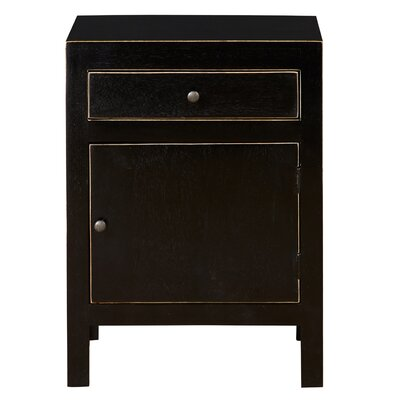 Crooked Lake 1 Door Cabinet