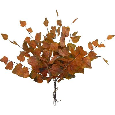 Dried Autumn Spray Desk Top Plant