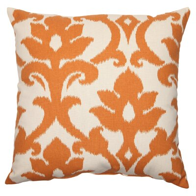 Irma Throw Pillow Size: 18
