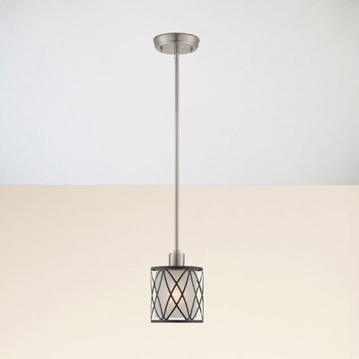Searsmont 1-Light Drum Pendant
