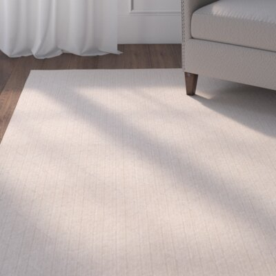 Huxley Beige Indoor/Outdoor Area Rug Rug Size: 9 x 12