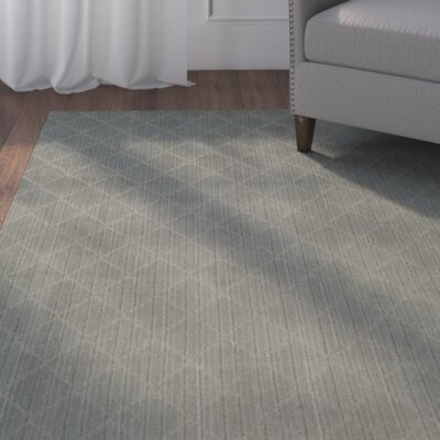 Huxley Gray Indoor/Outdoor Area Rug Rug Size: Square 10