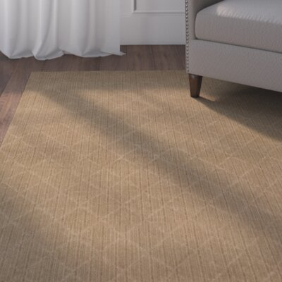Huxley Beige Indoor/Outdoor Area Rug Rug Size: Square 10