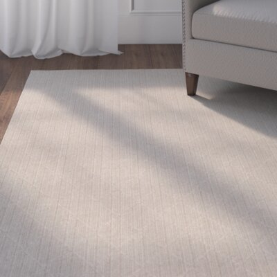Huxley Gray Indoor/Outdoor Area Rug Rug Size: 2 x 3
