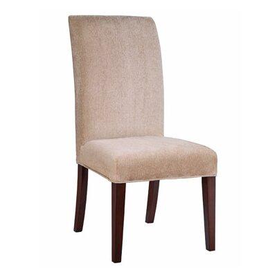 Lucinda Chenille Slipcover Upholstery: Tan