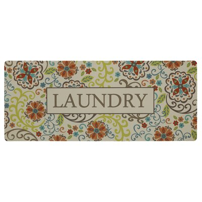 Friedlander Curlz Laundry Doormat