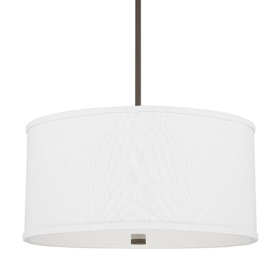 Osborne 3-Light Drum Pendant