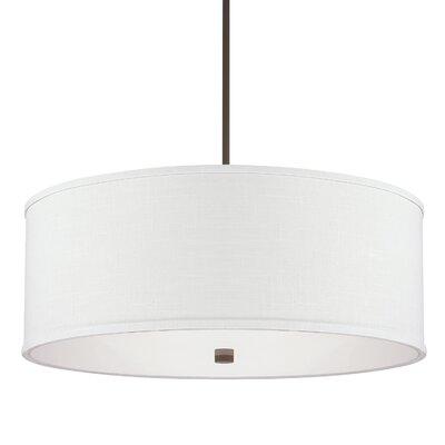 Osborne 4-Light Drum Pendant