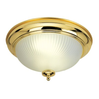 Utica 1 Light Flush Mount