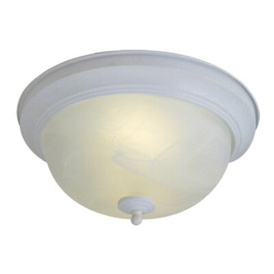 Chicago 1 Light Flush Mount