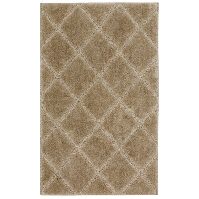 Barnes Brown Toilet Bath Rug Size: 18 x 210