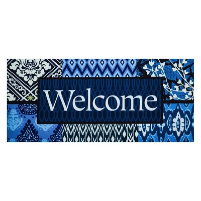 Dormer Welcome Sassafras Doormat