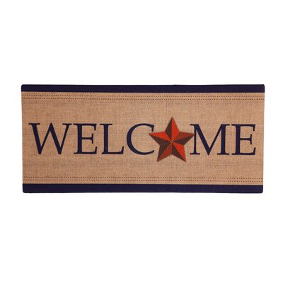 Jessamine Country Star Sassafras Doormat