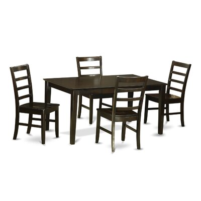 Smyrna 5 Piece Dining Set