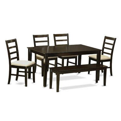 Smyrna 6 Piece Dining Set